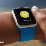 Web Banking App compatible with The Apple Watch
