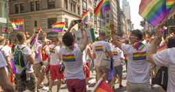 Proud Sponsor of 2017 NYC Pride March