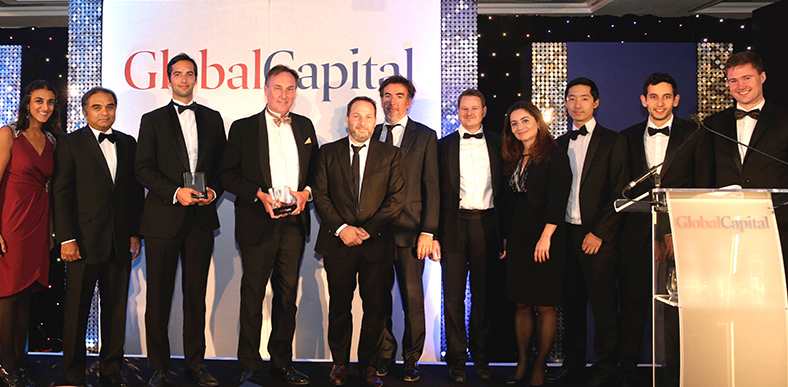 Global Capital Derivatives Awards 2018