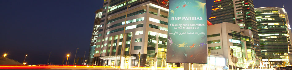 BNP Paribas in the Middle East & Africa