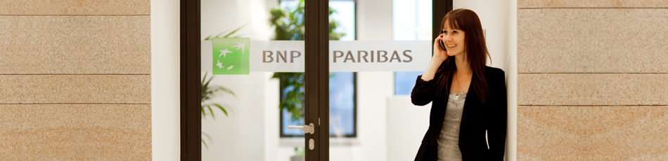 BNP Paribas - Contact us