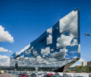 tiburtina building