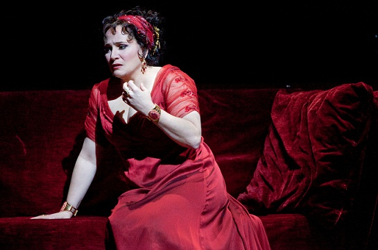 Culture at the Cinema, Patricia Racette in Puccini's La Tosca