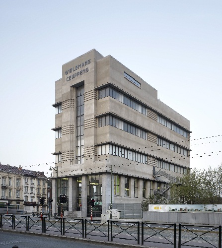 WIELS, Centre for Contemporary Art building, Brussels