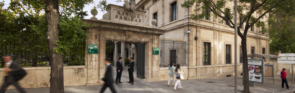 BNP Paribas Spain